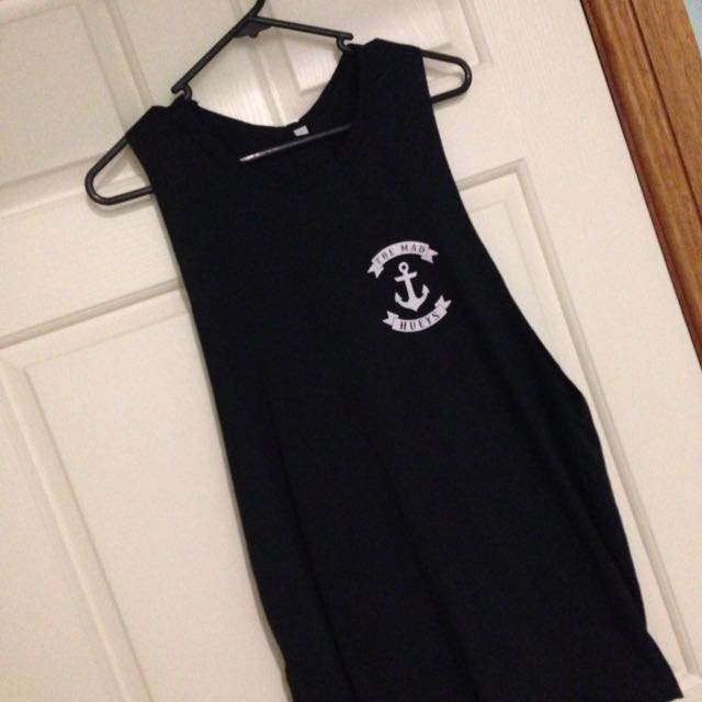 The Mad Heuys Singlet