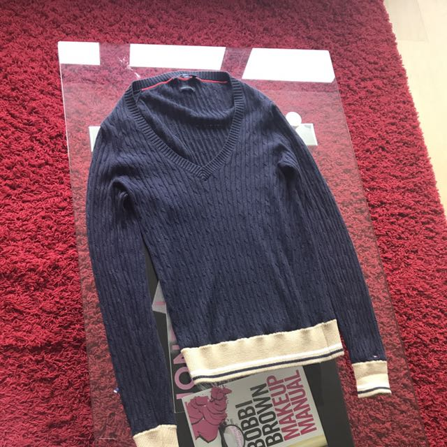 Tommy Hilfiger Cotton Cashmere