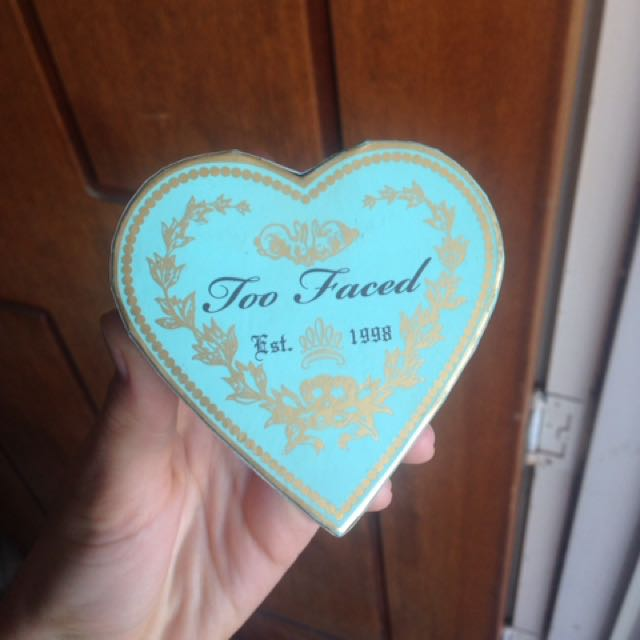TOO FACED Luminous Bronzer Sweet Tea