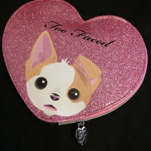 Too faced X Kat Von D Pouch