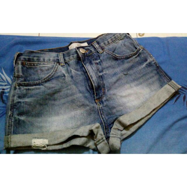 Top Shop Hot Pants