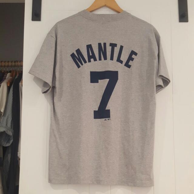 Tshirt - Vintage New York Baseball T
