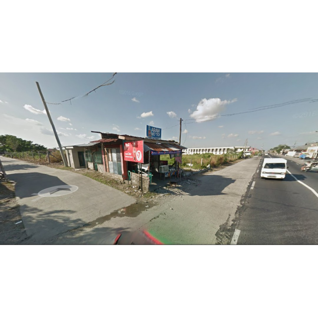 Vacant Prime Lot for Lease or Rent in Capas Tarlac
