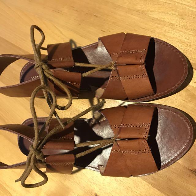 Windsor Smith - Bingo Tan - Sandals