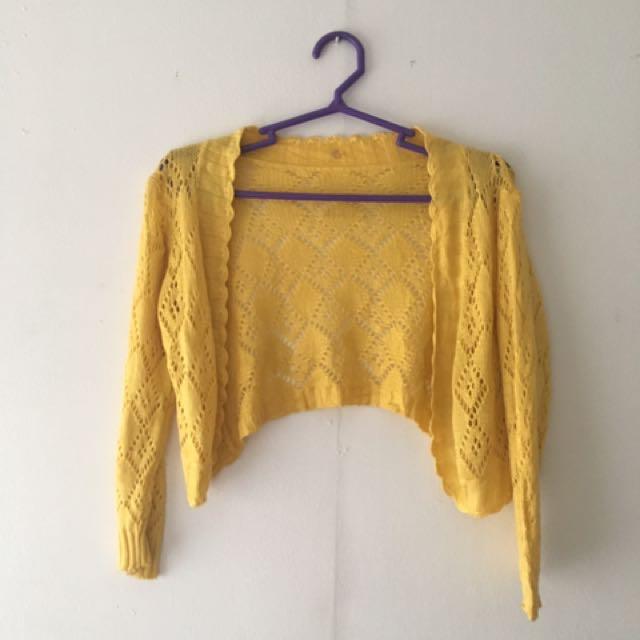 Yellow Bolero