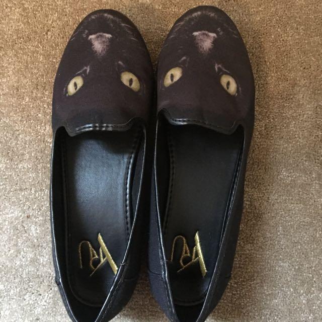 YRU Panther Shoes
