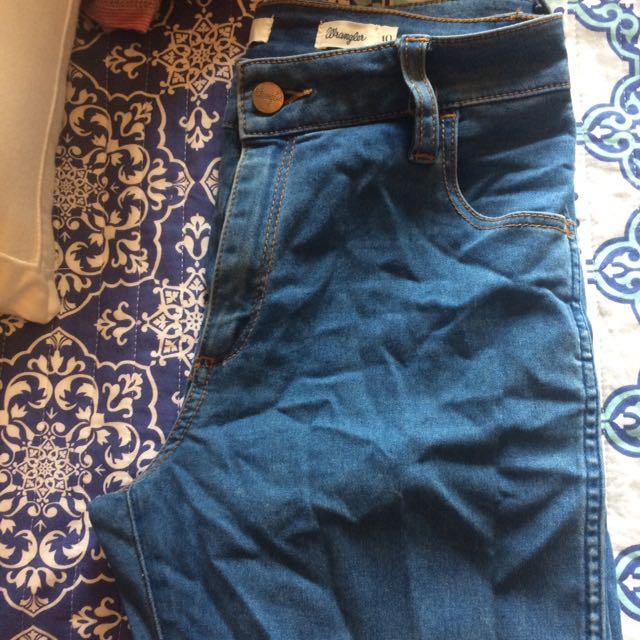 Ziggy Wrangler Jeans