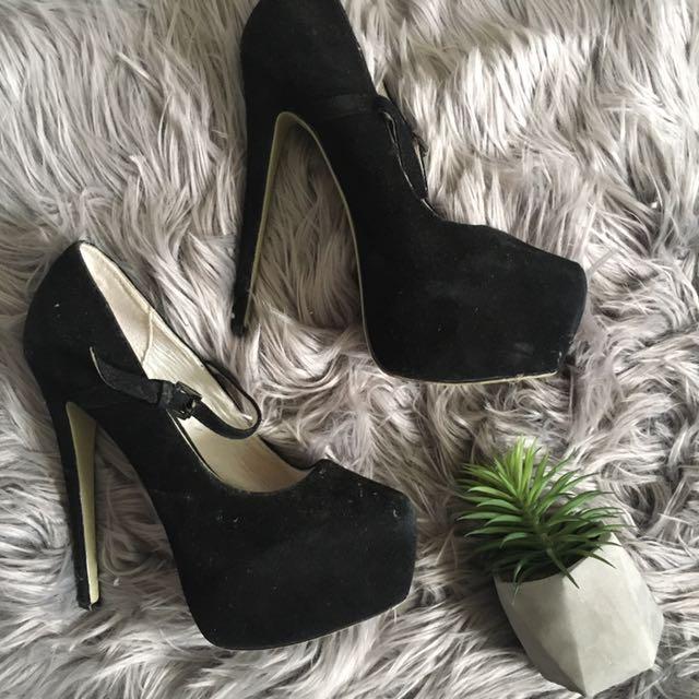 Zu Black Stilettos (7)