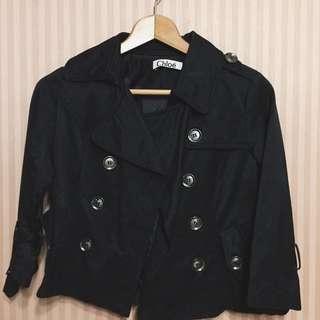 Chloé Black Jacket