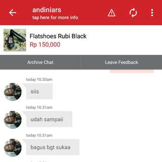Testimonial From Our Customer 😍