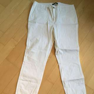 Ralph Lauren White Pants (size 8)