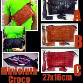Mini Cluth / Hand Bag / Tas Selempang