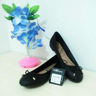 Flatshoes Rubi Black