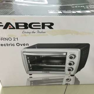 Faber Electric Oven