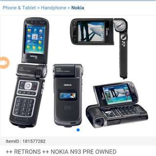 N93 New Or Used