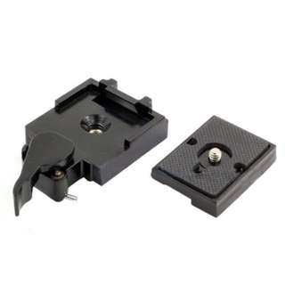 Universal Quick Release Plate And Clamp