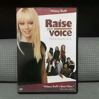 Raise Your Voice (Original DVD)