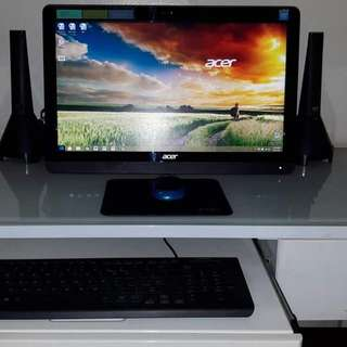 Acer Aspire All-in-one ZC-606