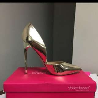 Shoes Golden Size 10