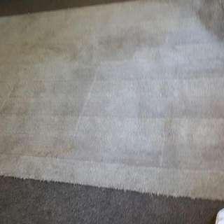 wool rug