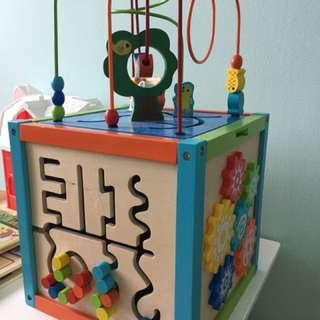 Imaginarium Activity Cube