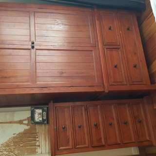 cottage hill wardrobe and lingerie drawer set