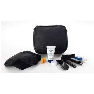 New Amenity Kit from Furla & Institut Karite Paris for Turkish Airlines Business Class