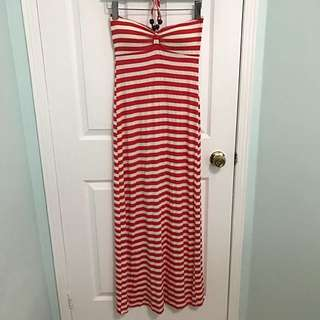 Neck Tied Summer Dress