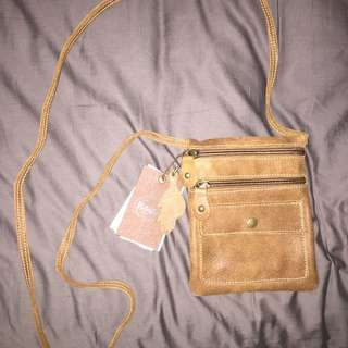 Roots Small Satchel