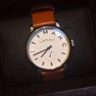 Marc Jacobs Baker Watch (Unused w/ Tag)