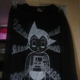 Astroboy Long Sleeved Shirt