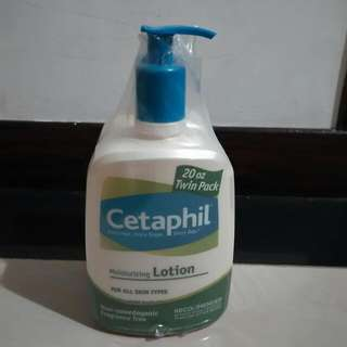Cetaphil 舒膚特乳液