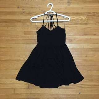 AE - Black Dress