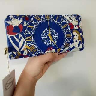 Disney Loungefly Alice In Wonderland Wallet