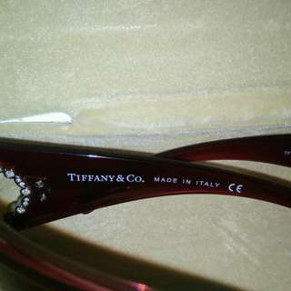 Tiffany And Co Sunglasses 4004 Swarovski