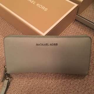 Michael Kors Jet Set Wallet Turquoise