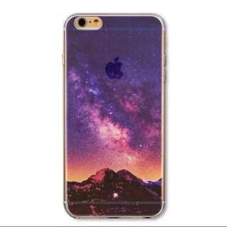Starry Night Case For iPhone 5 5s SE 6 6s