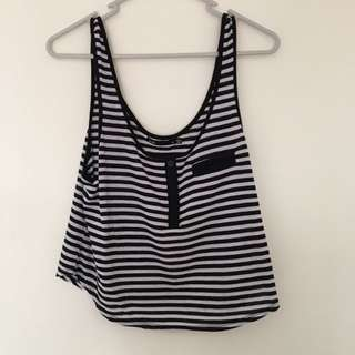 Dotti Striped Singlet