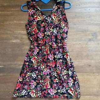 Original Forever 21 Floral Dress with Pockets