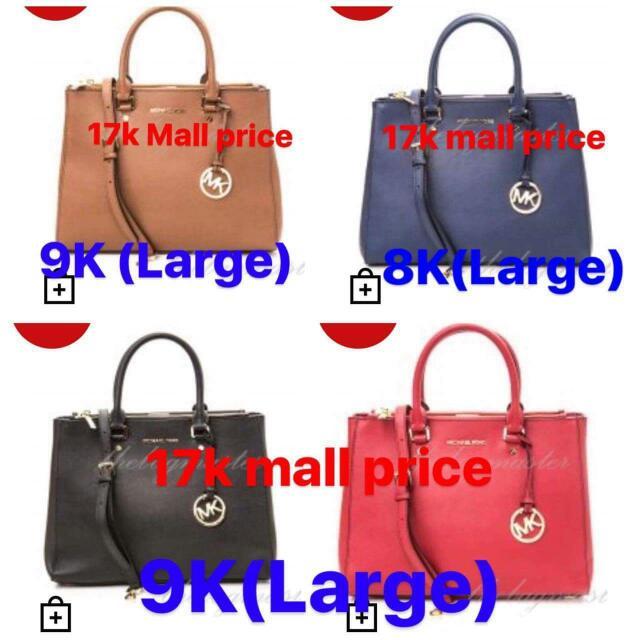 100% Original MK Bags