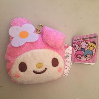 (new) My melody purse