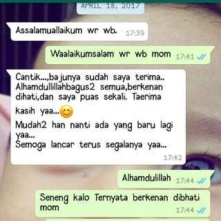 Testimonial (Thank You Mom)