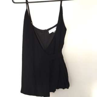 Keepsake Black Top