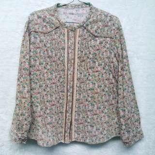 ⭐️ Flowery Shirt