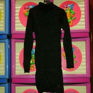 Black Dress Knit