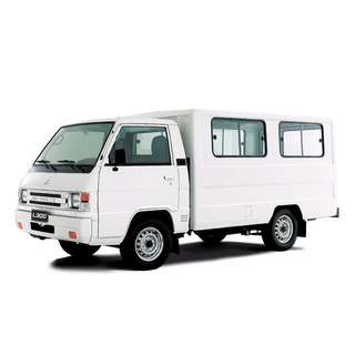 L300 For Rent 17 seater