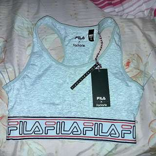 Fila X Factorie Gym Top Medium