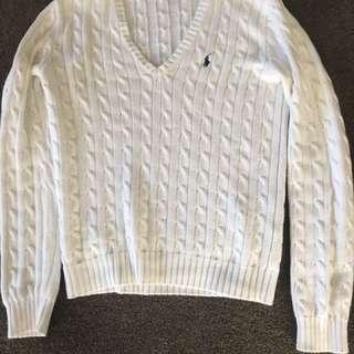 Ralph Lauren Cable Knit Jumper