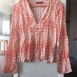 Tigerlily Top