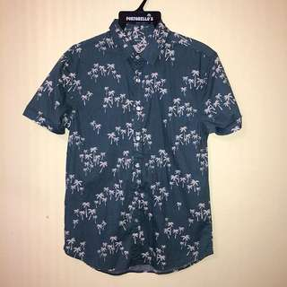 Stray Palm Tree Shirt - Small